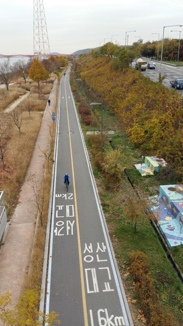 Recorrer las ciudades en bici siempre. Es mi manera de honrarlas.